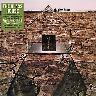 La casa de cristal - Dentro del vinilo de la casa de cristal
