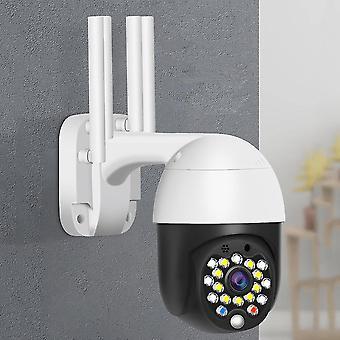 Bakeey Wireless Wifi 1080P HD 4X PTZ Zoom Night Vision IP66 Waterdichte Voice Intercom IP Camera Voor