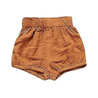 Jongens Shorts Cute Diaper Cover Slipje Elastisch Katoenen Brood Broek Set-1