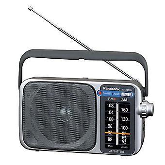 Panasonic Am Fm Portable Radio Ac Dc
