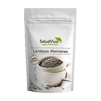 Brown lentils 500 g