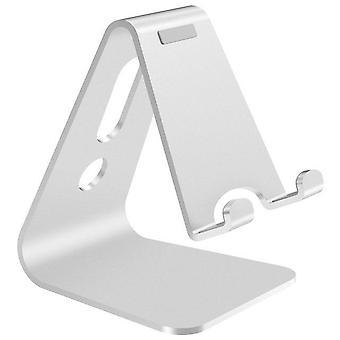 Support de téléphone de bureau en alliage d'aluminium universel
