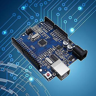 Arduino Uno R3 -kotelon kotelon pohjalevy ei kaapeliajoneuvon lisävarusteita