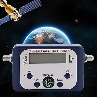 Gsf-9506 Lcd Screen Display Universal Tv Satellite Finder Signal Tester