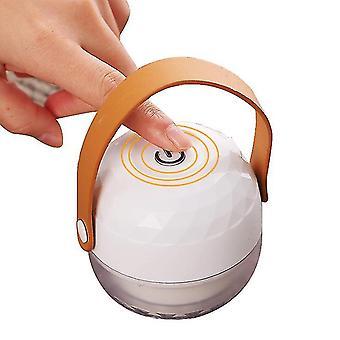 Mini elektrisk hårbold trimmer genopladelig