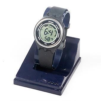 Xoom Digital Wrist Watch, Silicone Cord, Digital Wrist Watch, Illuminated Display, Unisex Wrist Watch, Water Resistant,