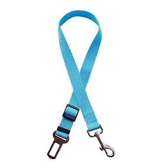Autoharnas voor hond (42-78 cm) Blauw