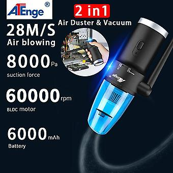 Atenge Cordless Air Duster Cordless Computer Cleaning, Replacement