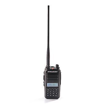 DYNASCAN DB-59 dual band VHF / UHF radiostation 144-146MHz en 430-440Mhz