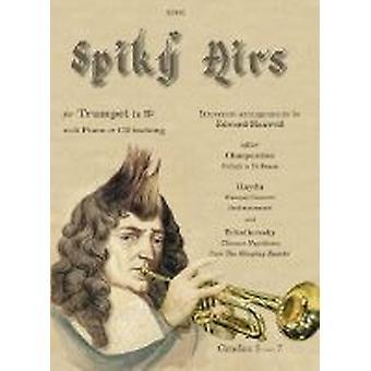Spiky Airs för Trumpet & Piano/CD