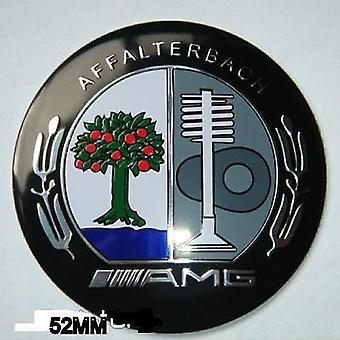 Mercedes Benz Laurel Apple Tree  Bonnet Badge Emblem 57mm