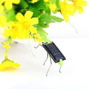 Aurinkoenergialla toimiva Hämähäkki torakka Power Robot Bug & Heinäsirkka