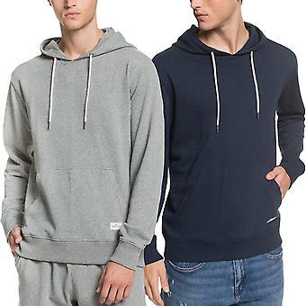 Quiksilver Mens Essentials Organic Casual Regular Fitting Pullover Hoodie Top