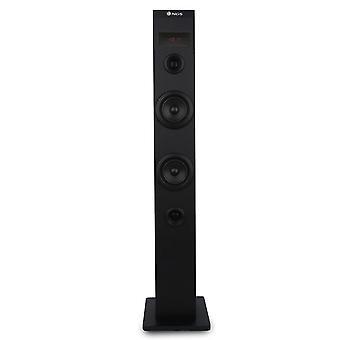 Bluetooth Sound Tower NGS Sky Charm Black 50W