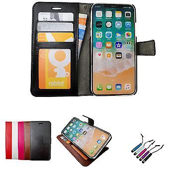 Iphone X/XS Brieftasche Fall/Abdeckung