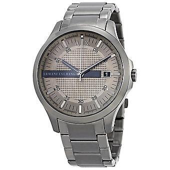 Armani Exchange light Grey Dial Men's Watch AX2194
