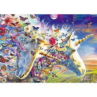 Bluebird Unicorn Dream Jigsaw Puzzle (1000 Pieces)