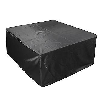 Cubiertas de muebles de patio resistentes a la intemperie y al polvo, hechas de 210d Duty