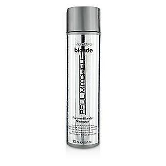 Paul Mitchell Forever Blonde Shampoo (intense Hydration - Keractive Repair) - 250ml/8.5oz