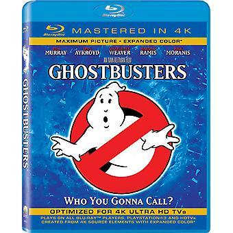 Ghostbusters [BLU-RAY] USA tuonti