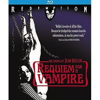 Requiem for a Vampire [BLU-RAY] USA import