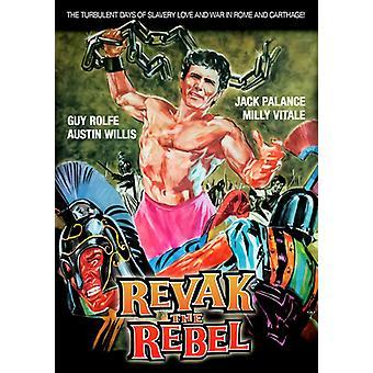 Revak Rebel [DVD] USA import