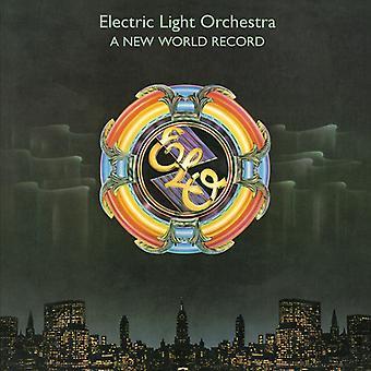 Elo ( Electric Light Orchestra ) - New World Record [Vinyl] USA import