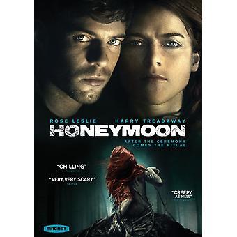 Honeymoon [DVD] USA import