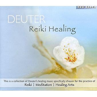 Deuter - Reiki Healing [CD] USA import