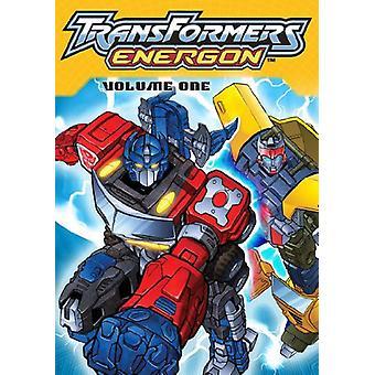 Transformers Energon: Volume One [DVD] USA importieren