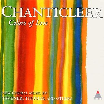 Chanticleer - Colors of Love [CD] USA import