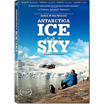 Antarctica: Ice and Sky [DVD] USA import