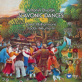 Dvorak / Neumann, Vaclav - Slavonic Dances [CD] USA import
