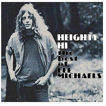 Lee Michaels - Heighty Hi [CD] USA import