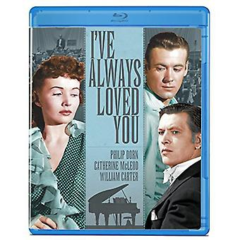 I'Ve Always Loved You [BLU-RAY] USA import