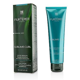 Rene Furterer Sublime Curl Curl Ritual Curl Activating Detangling Conditioner (wavy Curly Hair) - 150ml/5oz