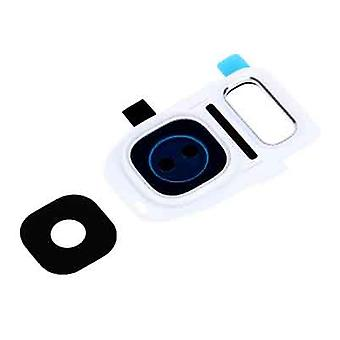 Samsung Galaxy S7 Camera Lens Cover - Wit