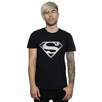DC Comics Men's Superman Spot Logo T-Shirt