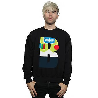 Disney mannen alfabet B Is voor Buzz Lightyear Sweatshirt