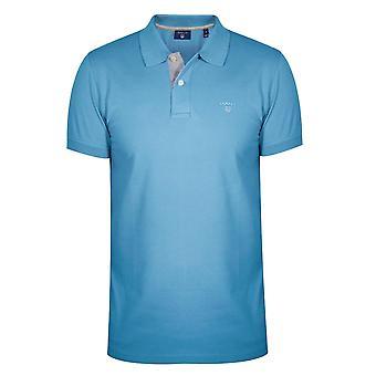 GANT Toy Blue Polo Shirt