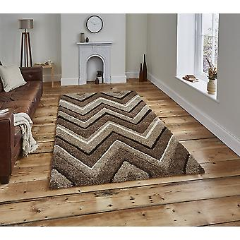 Fashion Carving 9538 BEIGE  Rectangle Rugs Modern Rugs