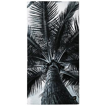 Slowtide Nui Beach Towel in Black/White
