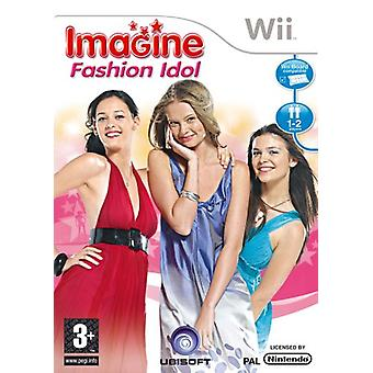 Imagine Fashion Idol-compatibel met Wii Fit-balans bord (Wii)-nieuw