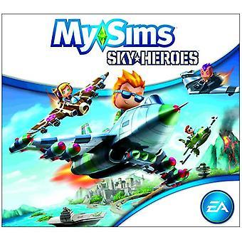 My Sims-Skyheroes (Xbox 360)-fabriks forseglet