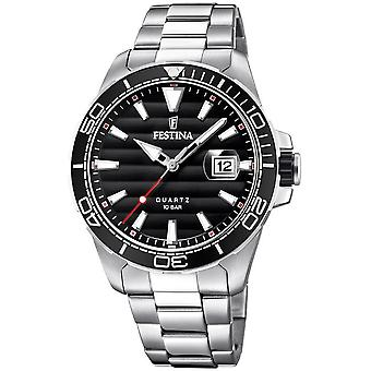 Festina mens watch F20360-2