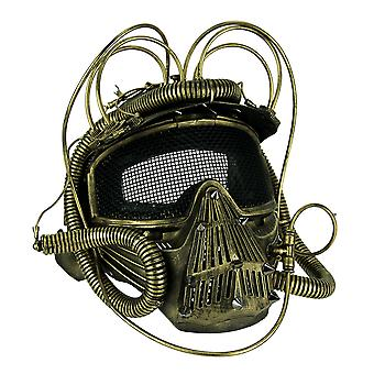 Mechanical Moto Warrior Punk Helmet Halloween Costume Mask