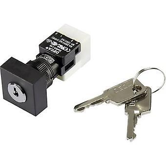 DECA ADA16K6-AA0-DC nyckel byta 250 V AC 5 a 1 x av 1 x 90 ° IP65 1 dator