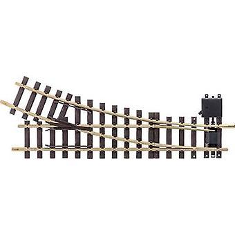 L16040 G LGB punten, rechts 440 mm 22,5 °