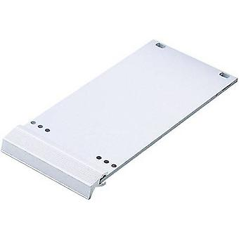 Blu Faceplate In alluminio (matto, anodizzato) Fischer Elektronik 10132099 1 pc(s)