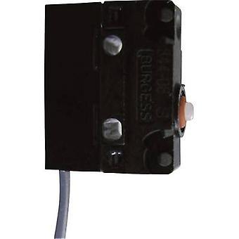 Saia Microswitch V4NCS2A2-0,5M 250 V AC 5 A 1 x On/(On) IP67 momentary 1 pc(s)